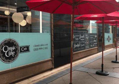 Classic Cake Store Signs – Philadelphia, PA