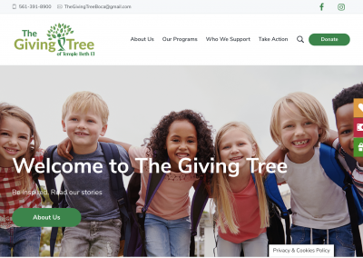 The Giving Tree, Boca Raton, FL